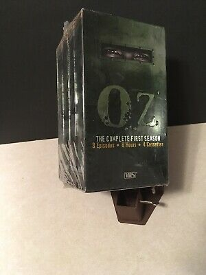 Oz - The Complete First Season BRAND NEW SEALED [VHS]