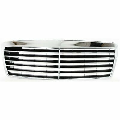 Mercedes Benz E55 AMG Front Bumper Center Grill 03 04 05 06 A 2118851153