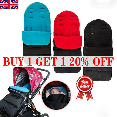 Universal Baby Toddler Footmuff Pram Stroller Cosy Warm Toes Apron Liner Buggy