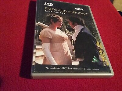 ? Pride And Prejudice (DVD, 2005, 2-Disc Set) freepost in very good condition