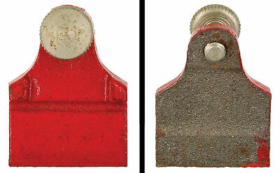 Founder's Grade Screw Cap for Stanley No. 101 Block Plane- Red - mjdtoolparts