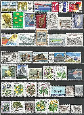 Iceland #4: Excellent Lot of Older Issues! Don't Miss!