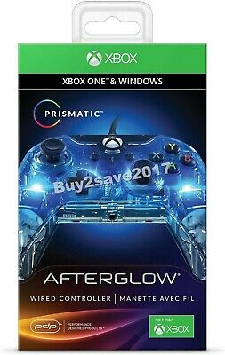 PDP Afterglow Prismatic (048-121) Xbox one & Windows controller *Brand New*