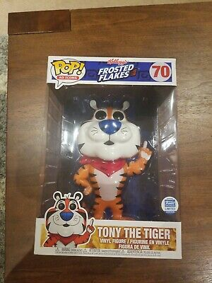 """Funko Pop Tony the Tiger 10"""" Frosted Flakes Funko Shop Exclusive"""