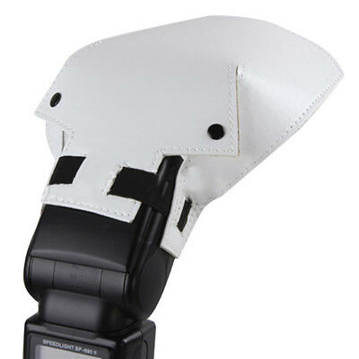 Universal Flash Bounce Reflector Diffuser for Canon Nikon Pentax Sony Camera LI