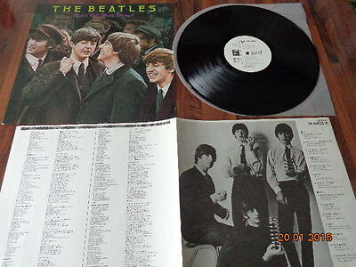 "The Beatles ""Rock N'roll Music Volume 1"" - Japan Lp - Eas-70128 -  Promo"