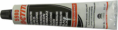 Loctite Ultra Black,High temperature RTV Silicone Gasket (100gT)