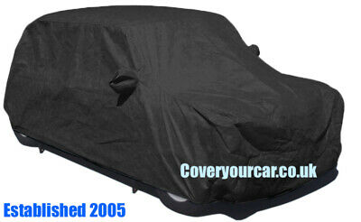 Genuine Quality Sahara Indoor Breathable Fitted Car Cover for the Classic Mini
