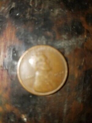 Defected *RARE* 1944 Lincoln WHEAT PENNY NO MINT MARK. *CERTIFIED*