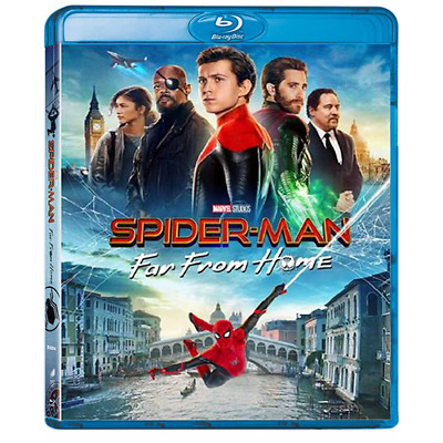 Spider-Man: Far From Home  [Blu-Ray Nuovo]