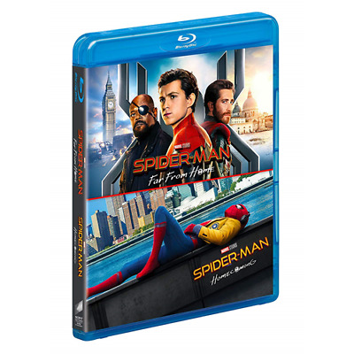 Spider-Man: Far From Home / Homecoming (2 Blu-Ray)  [Blu-Ray Nuovo]