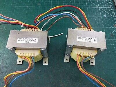 Output Transformer 120W Push Pull Amplifier