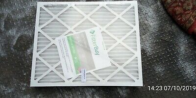 "QTY=4 Pack: 24"" x 20"" X 1"" Filter Buy Merv 8 Pleated AC Furnace Air Filter"