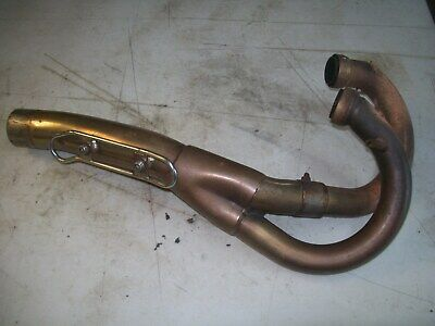 Ktm 640 Exhaust Downpipes Headers 2004