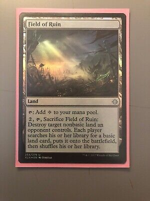 Zendikar Conqueror/'s Pledge Foil x1 Light Play English Magic Mtg M:tG
