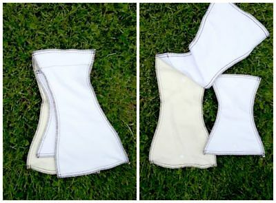 Snuggy Baby All Size Cloth Diaper Hemp Insert, Convenient Cloth Diaper