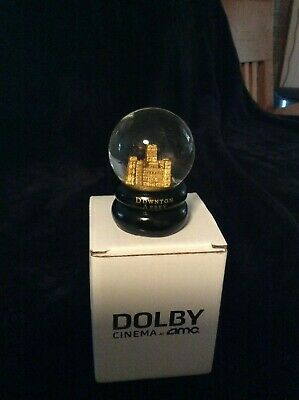 Downton Abbey Snowglobe AMC Souvenir