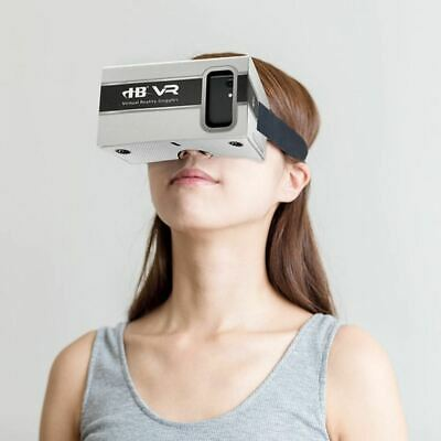 HamiltonBuhl 3D Virtual Reality DIY Cardboard Goggles for Smartphones | MaxStrat