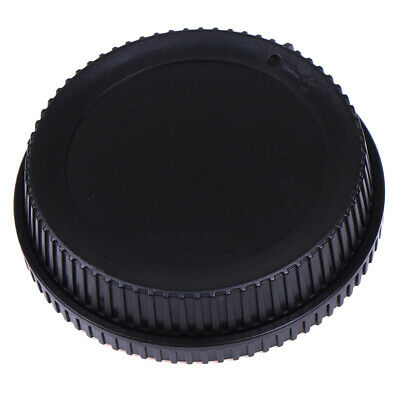 Rear Lens Cover + Camera Front Body Cap for Nikon Z7 Z6 replace BF-N1 LF-N1.. 2c