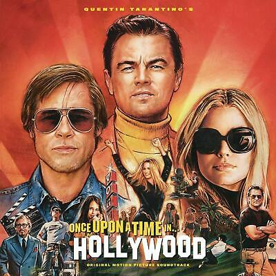 Various - Quentin Tarantino's Once Upon A Time In Hollywood - Cd - New
