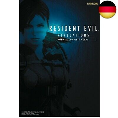 Resident Evil Revelations: Official Complete Works                (Englisch)