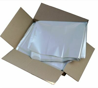"Clear Refuse Sack 18x29x39"" 15kg 120g - 200 Liners Per Box"