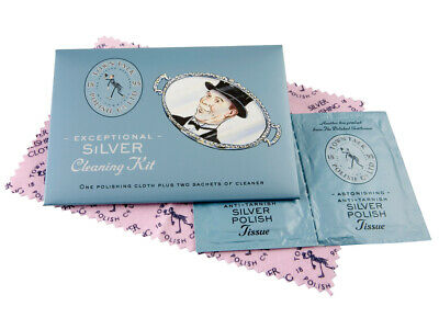 Town Talk Silver Jewellery Polishing and Care Kit