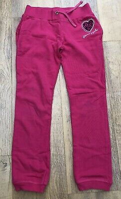 Pineapple Pink Jogging Bottoms - Age 8-9