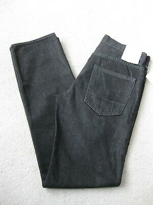 Brand New GAP Boys Black Slim Straight Jeans Size 13 -14 yrs  - Fast Delivery