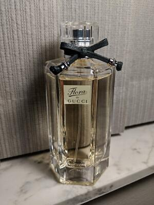 AUTHENTIC Gucci Flora Glorious Mandarin EDT by Gucci 3.3 oz./100ml - USED