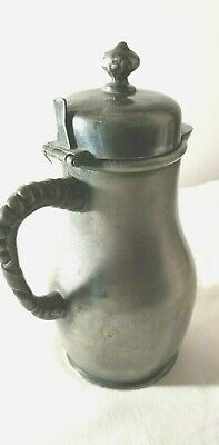 Antique Pairpoint Quadruble Plate Lidded Cream Pitcher Teapot 1718 Victorian