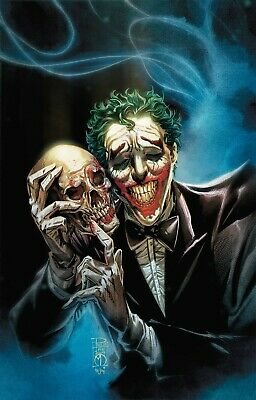 The Joker: Year Of The Villain #1 By Dc!! New!!!