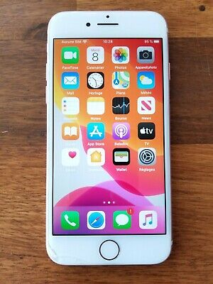 Apple iPhone 7 - 32GB - Rose Gold - Unlocked - A1778 - GSM (item#911)