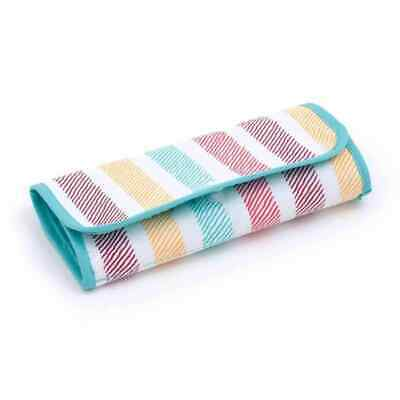 Soft Sewing Roll - Sketch Stripe - With Accessories