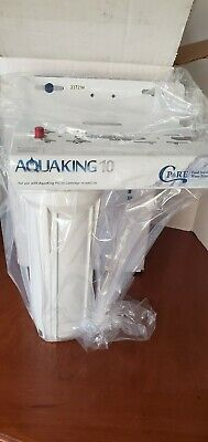 AQUAKING 10 C PURE FOOD SERVICE WATER FILTRATION New Open Box