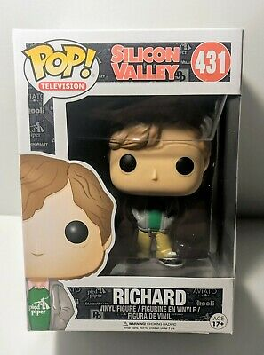 Funko Pop! Television: Silicon Valley #431 RICHARD - Vaulted/Retired