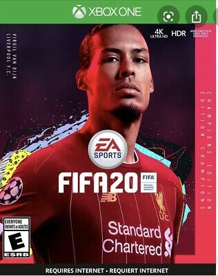 FIFA 20 Champions Edition Xbox One Read Description Before