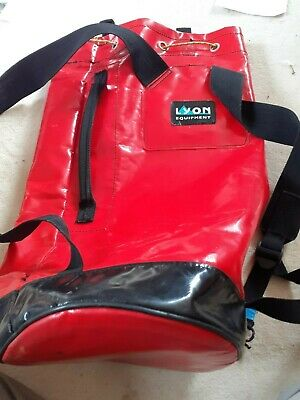 Llyon rope/tackle/rescue bag