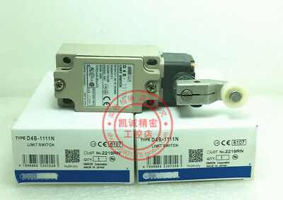 1PC NEW For Omron Limit Switch D4B-1111N