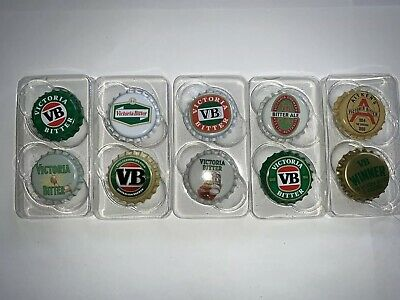 VB Classic Collectables Fridge Magnets x 10