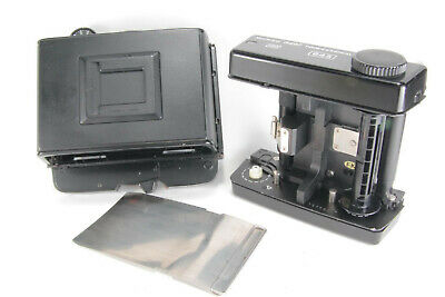 Mamiya RZ67 Pro 120 645 Film Back Holder READ