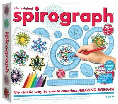 The Original Spirograph Design Set NEW Spirograph Set With Markers Flair Crafts