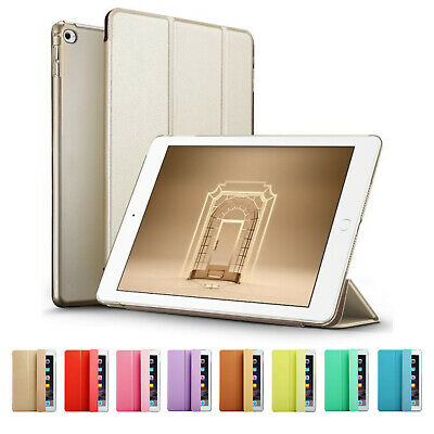 Smart Stand Leather Cover For APPLE iPad 2/3/4 mini AIR 1/2 Pro 9.7 10.2 AIR 3