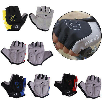 Cycling Gloves Riding Bicycle Motorcycle Sport Gel Half Finger Gloves S- XL Size