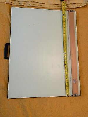 Staedtler Parallel Straightedge Drafting Board 999 2026Pe 20 X 26 Portable Table