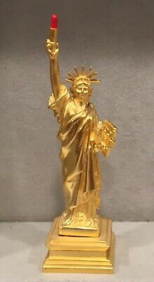 Estee Lauder Solid Perfume Compact - Statue Of Liberty