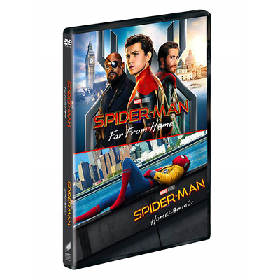 Spider-Man: Far From Home / Homecoming (2 Dvd)  [Dvd Nuovo]