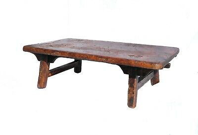 Miraculous Rustic Coffee Table Handcrafted From Antique Mexican Door Bralicious Painted Fabric Chair Ideas Braliciousco