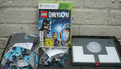 Lego Dimensions XBOX 360 Starter Pack with Game Portal & Minifigures