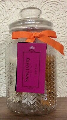 New Sanctuary Spa In A Jar 5 Item Gift